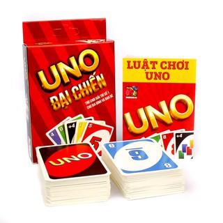 Bài UNO Đại Chiến Cao Cấp – EtoysVN – Đồ chơi Board Game trí tuệ
