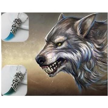 Vòng đeo cổ nam- nữ chó sói độc, lạ đẹp nhiều mẫu khác nhau
