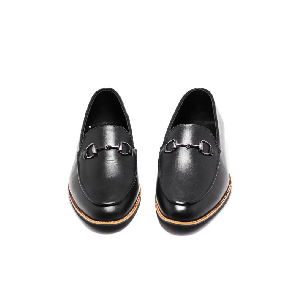 Giày lười da HC-03D - Bảo hành 12 tháng
