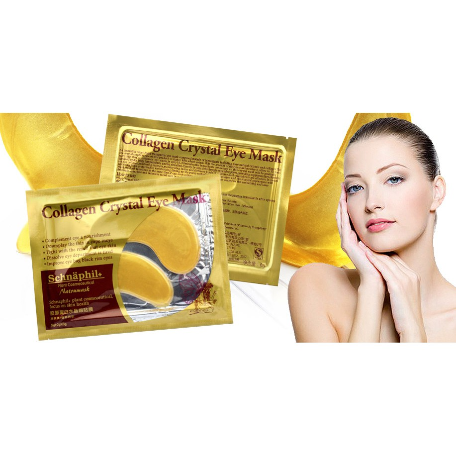 Combo 10 miếng Mặt nạ mắt Crystal Eyes Collagen - 2964210 , 1122192157 , 322_1122192157 , 35000 , Combo-10-mieng-Mat-na-mat-Crystal-Eyes-Collagen-322_1122192157 , shopee.vn , Combo 10 miếng Mặt nạ mắt Crystal Eyes Collagen