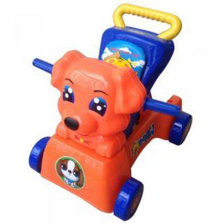 Xe đẩy tập đi K3 (Con chó )k nhạc M1536-BB15 là sản phẩm đa chức năng.