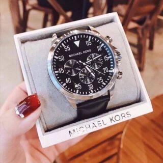 Đồng hồ nam Michael kors MK8362 dây da bò chạy 6 kim fullbox thumbnail