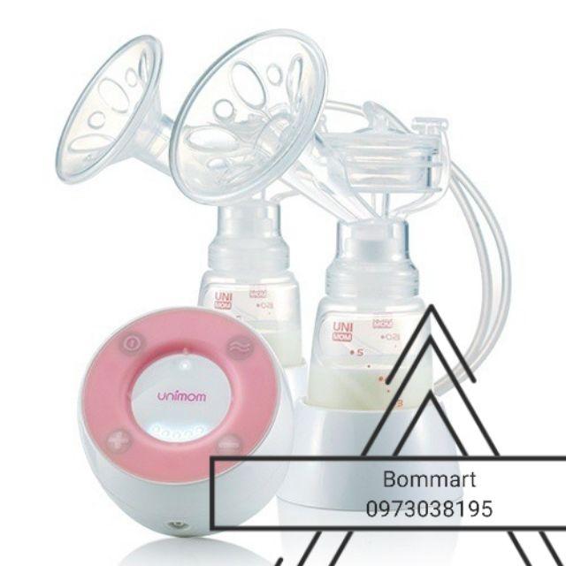 [CHÍNH HÃNG] Máy hút sữa điện đôi Unimom hàn quốc bảo hành 1năm - 2634763 , 1006240188 , 322_1006240188 , 2710000 , CHINH-HANG-May-hut-sua-dien-doi-Unimom-han-quoc-bao-hanh-1nam-322_1006240188 , shopee.vn , [CHÍNH HÃNG] Máy hút sữa điện đôi Unimom hàn quốc bảo hành 1năm