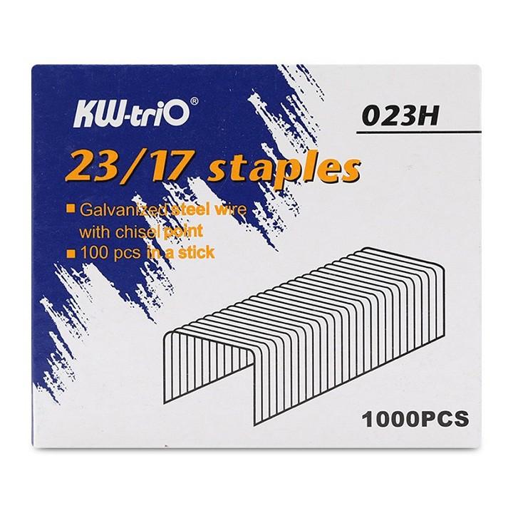 Kim bấm KW-triO 23/17 - Combo 3 hộp