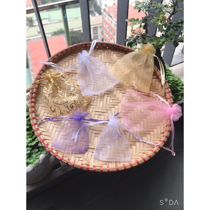 Túi dây rút mini đựng quà, trang sức, túi thơm, mỹ phẩm