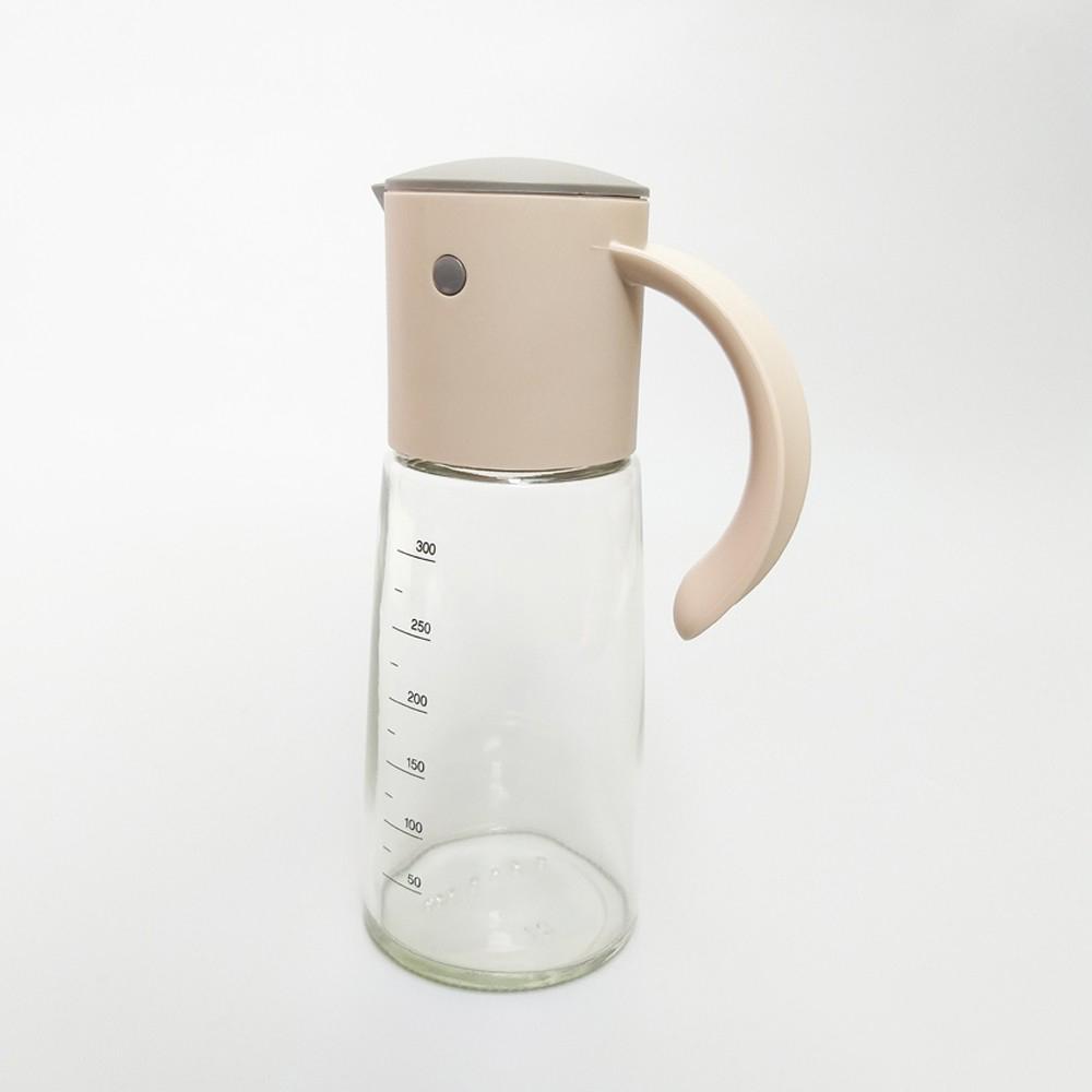 Bình rót dầu Lock&Lock Bird Oil Bottle LLG706 300ML nắp tự động đóng mở, có chia vạch
