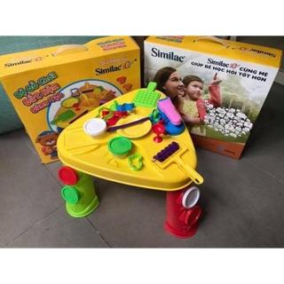 Bộ đồ chơi đất sét sáng tạo ( quà Km của abbott)
