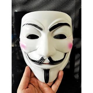 Mặt Nạ Vendetta (Anonymous) – Hacker nổi tiếng thế giới