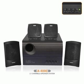 Loa vi tính SoundMax A-4000 – 4.1