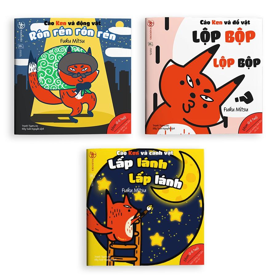 [Mã LT50 giảm 50k đơn 250k] Sách - Điều kỳ diệu của Âm thanh - Ehon Nhật Bản cho bé 0-6 tuổi