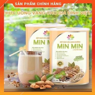 Ngũ Cốc MIN MIN 1 Hộp 500gr – Ngũ Cốc Lợi Sữa Min Min _ Ngũ Cốc Bầu