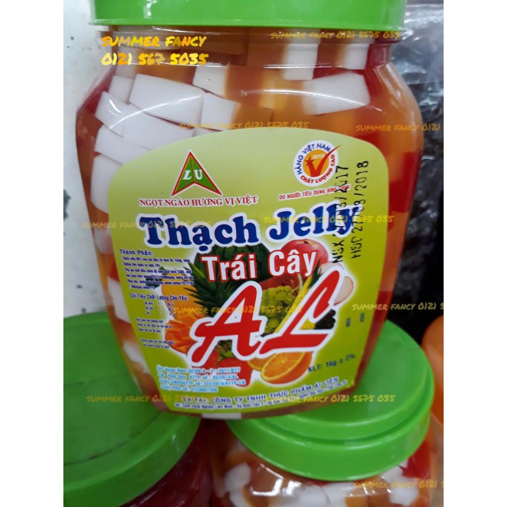 2.5kg Thạch Ái Liên Trái Cây - Jelly - 10021571 , 740855038 , 322_740855038 , 58000 , 2.5kg-Thach-Ai-Lien-Trai-Cay-Jelly-322_740855038 , shopee.vn , 2.5kg Thạch Ái Liên Trái Cây - Jelly