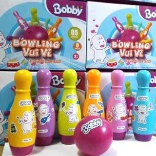 Bộ đồ chơi Bowling cho bé nhìu màu sắc