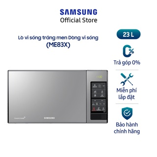 Lò Vi Sóng Samsung ME83X – 23L