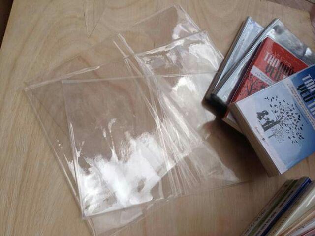 Nhựa PVC VN (plastic bao sách)
