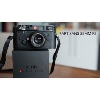 Ống kính 7Artisans 35mm F2.0 cho Leica M và Sony FE - Chính hãng thumbnail