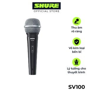 Micro Shure SV100-X chính hãng đẳng cấp giá bình dân
