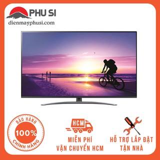 [Mã ELMSHX03 hoàn 6% xu đơn 2TR] [Giao HCM] 49SM8100 - Smart Tivi LG 49 inch 4K UHD 49SM8100PTA - Hàng Chính Hãng thumbnail