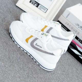 Giày NữinsThủy Triều Hoang Dã2021Năm Mới Forrest Mô Hình Vụ Nổ Đỏ Giày Trắng Giản Dị Của Phụ Nữ Giày Thể Thao thumbnail
