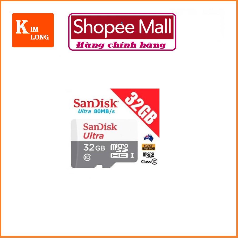 Combo 20 Thẻ nhớ 32GB Micro SDHC Ultra 533X C10 80MB/s SanDisk - Model 2018 - 2598466 , 1153979445 , 322_1153979445 , 4380000 , Combo-20-The-nho-32GB-Micro-SDHC-Ultra-533X-C10-80MB-s-SanDisk-Model-2018-322_1153979445 , shopee.vn , Combo 20 Thẻ nhớ 32GB Micro SDHC Ultra 533X C10 80MB/s SanDisk - Model 2018