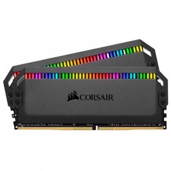 RAM CORSAIR DOMINATOR PLATINUM RGB 32GB DDR4 3200MHZ CMT32GX4M2C3200C16