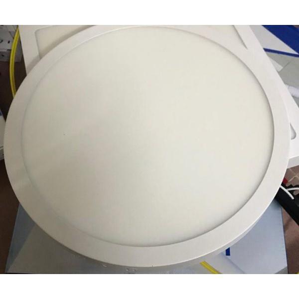 Đèn led ốp trần Tròn 24w ánh sáng trắng