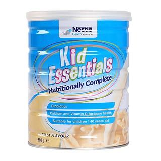 Sữa bột Nestle Kid Essentials cho trẻ 800g date 2022