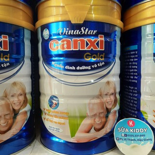 Sữa Vinastar canxi gold 900g