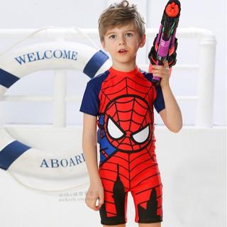 Đồ bơi bé trai liền thân 1 tuổi tới size đại – BBSĐBBTSPIDERMAN