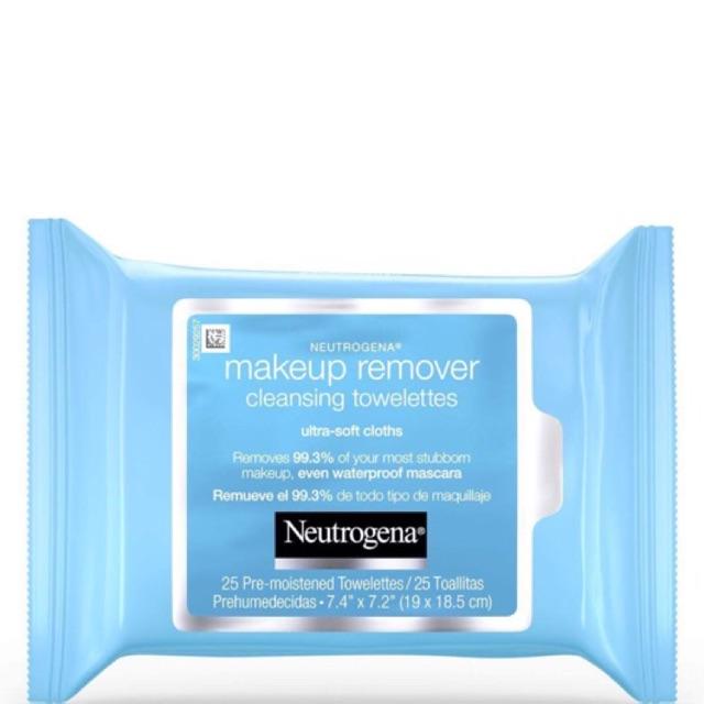 Khăn ướt tẩy trang Neutrogena Makeup Remover - 3367334 , 707656932 , 322_707656932 , 150000 , Khan-uot-tay-trang-Neutrogena-Makeup-Remover-322_707656932 , shopee.vn , Khăn ướt tẩy trang Neutrogena Makeup Remover