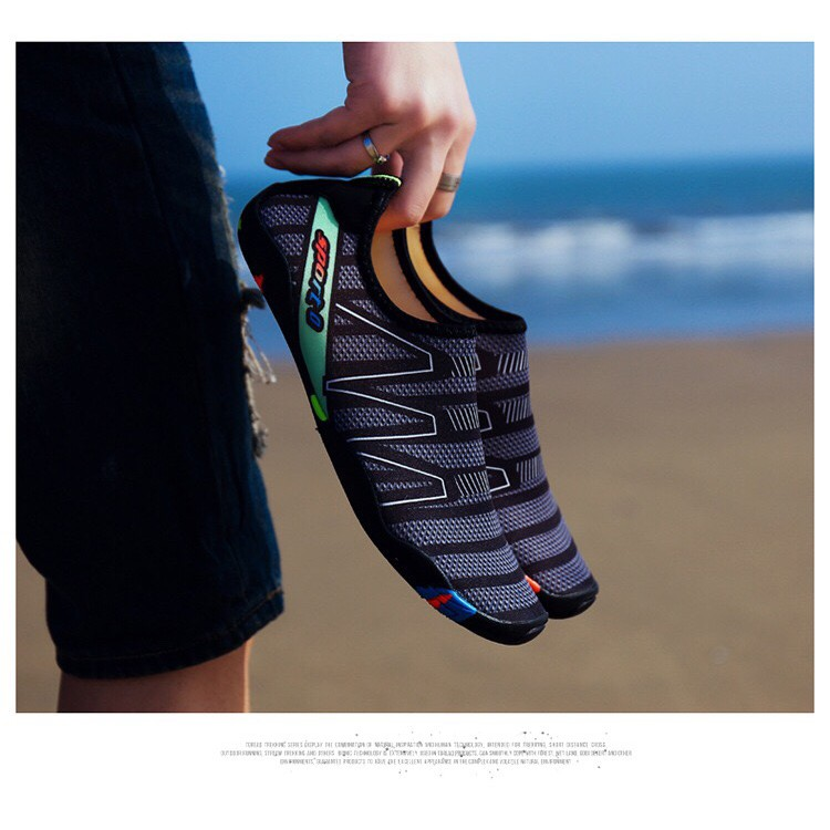 Giày Vớ Lười Thể Thao Chống Thấm Nước Phong Cách Hit Hot BT16