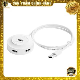 Bộ Chia USB 2.0 Ra 4 cổng Ugreen 20270 màu trắng chính hãng - HapuStore thumbnail