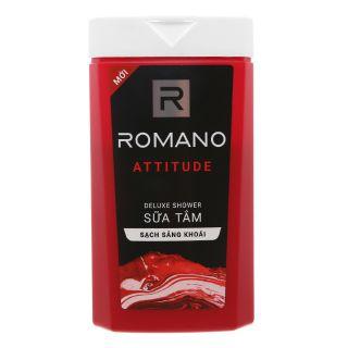 Tắm Gội nước hoa Romano Attitude 2in1 sạch sảng khoái 150g
