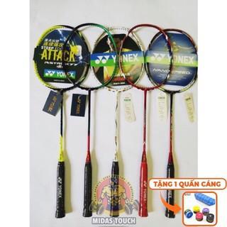 Vợt Cầu Lông, Vợt đánh cầu lông YONEX ARCSABER 100% Khung Carbon Siêu Bền - Tặng 1 cuốn vợt + 1 bao vợt thumbnail