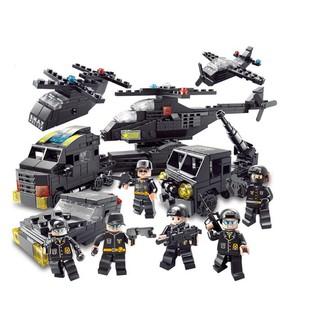 Lego xếp hình City Special Police