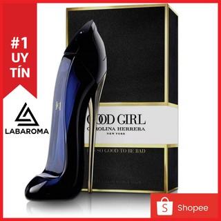 Yêu ThíchTinh dầu nước hoa CH Good Girl (Guốc đen) làm dầu thơm, khử mùi, xông phòng, tạo hương cho shop 10ml (Nhập khẩu Anh)