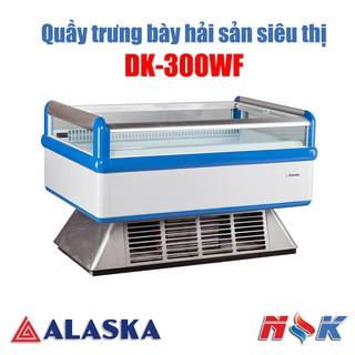Quầy trưng bày hải sản Alaska DK-300WH