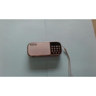 Loa nghe nhạc, radio đọc thẻ nhớ USB Craven CR-22