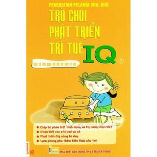 Sách - Trò Chơi Phát Triển Trí Tuệ IQ - Quyển 5 thumbnail