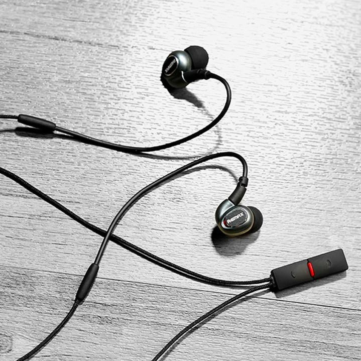 Tai nghe Bluetooth Remax RB-S8 / Remax S8 choàng cổ kiêm remote bluetooth chụp hình