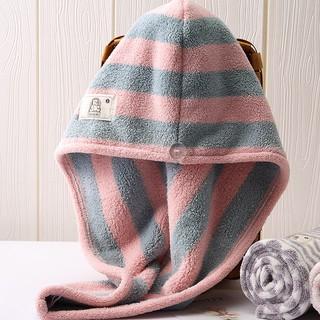 Khăn Cotton Quấn Tóc Cực Nhanh, Khô Tóc Siêu Tốc -Loại 1 cao cấp (Tặng cột tóc đính hạt)