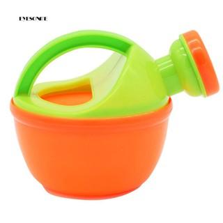 ♕Lovely Plastic Kettle Water Spray Bathroom Tub Baby Bathing Swimming Beach Toy