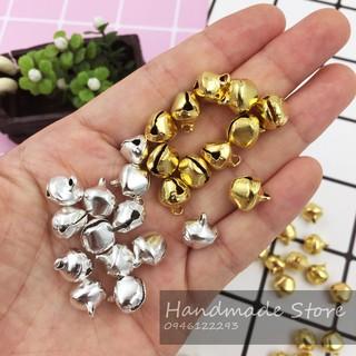 Chuông vàng, chuông bạc 10mm (Gói 10c)