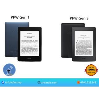 Máy đọc sách Kindle Paperwhite hàng USED, máy đẹp - đủ các model gen 1, 2, 3 - có đèn nền, màn hình 6 thumbnail