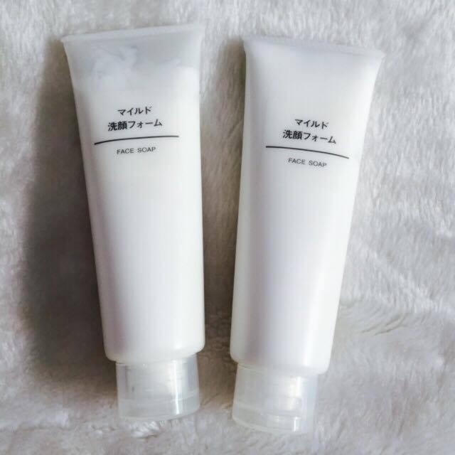 Sữa Rửa Mặt Muji Face Soap (120g)
