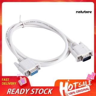Cáp Mở Rộng Chuyển Đổi 1.5m Sang Cổng Cắm Db9 9-pin Rs232 Cho Pc / Laptop