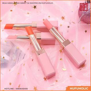 HOJO - Son dưỡng có màu đổi màu hồng môi Cherry Blossoms Color Changing Lip Balm