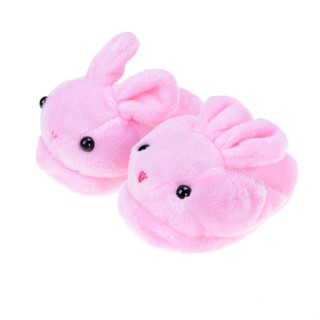 ❤❤Doll Accessories Rabbit Slippers Fit 16/18″ 43cm American Girl Doll Kids Gif