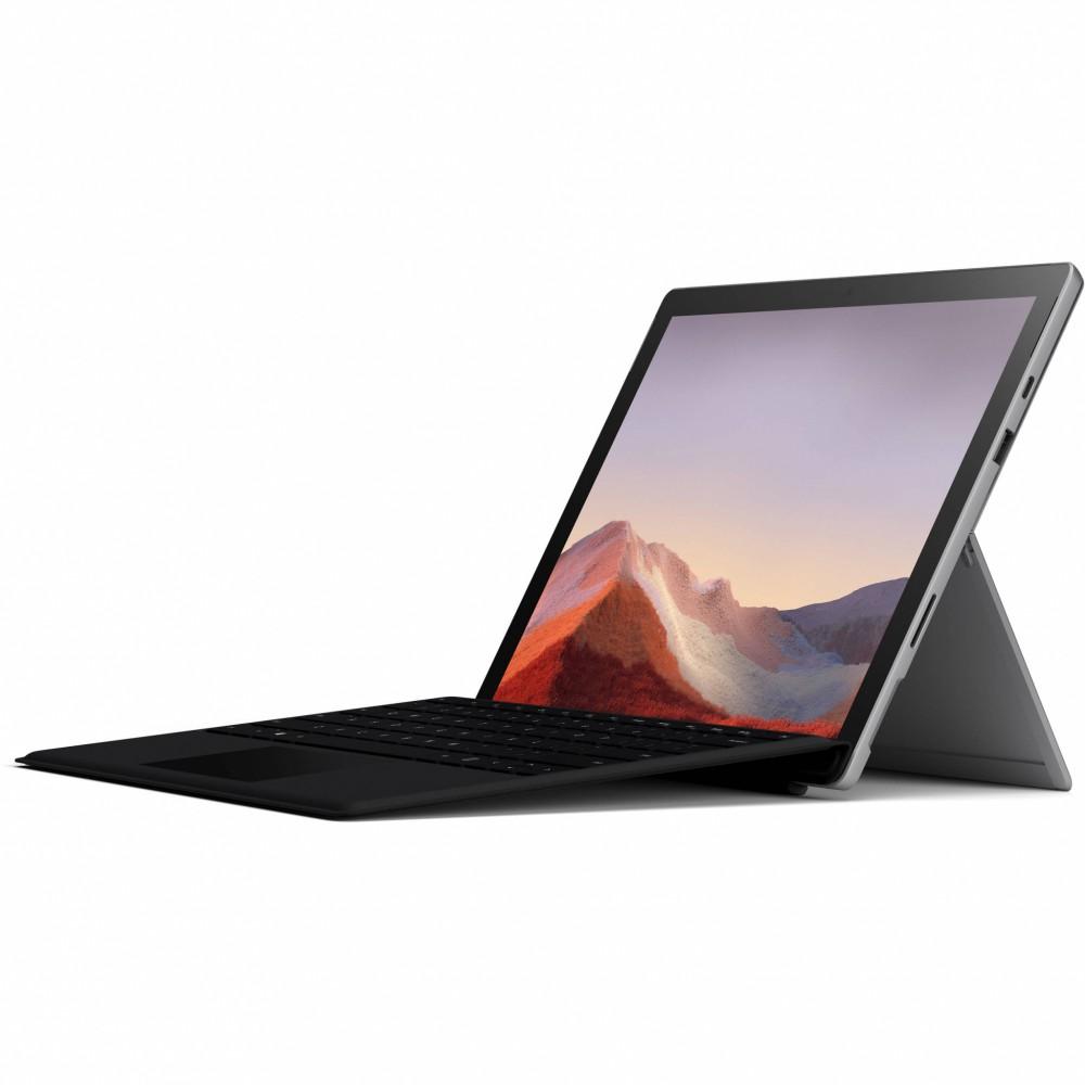 "[Mã ELLAPDESK giảm 5% đơn 3TR] Laptop Microsoft Surface Pro 7 12.3"" Intel Core i3 RAM 4GB/128GB SSD Type Cover QWT-00001"