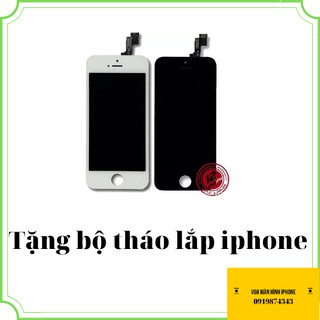 Bộ màn hình iphone 5[Tặng bộ sửa 8 trong 1]